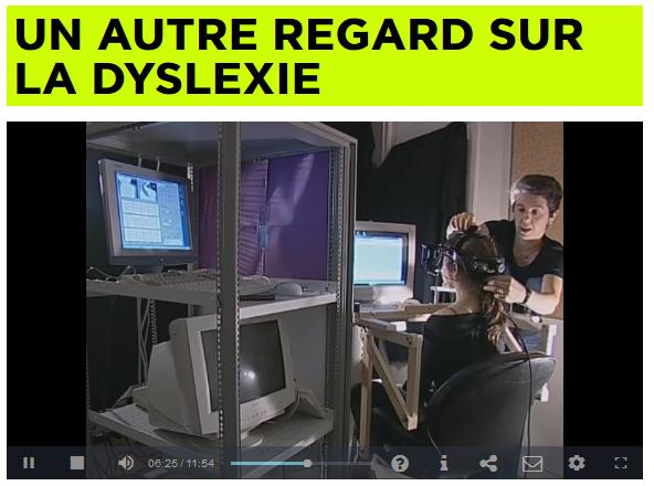 Autre regard sur la dyslexie