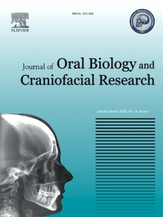 journal of craniofacial research