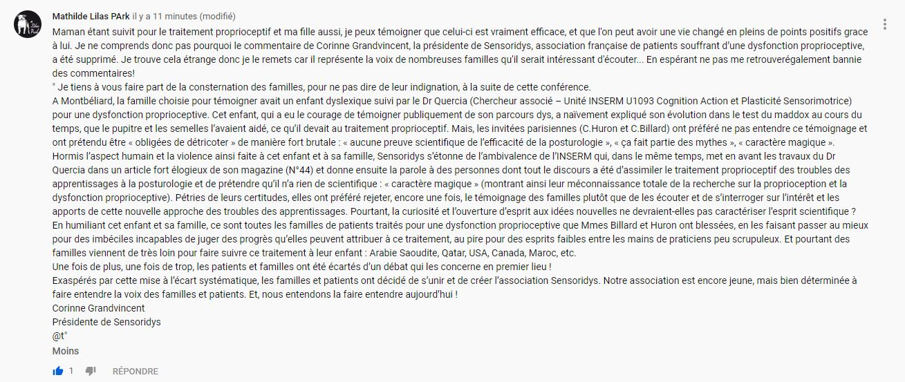 commentaire mathilde