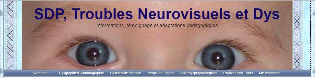 sdp troublesneurovisuels